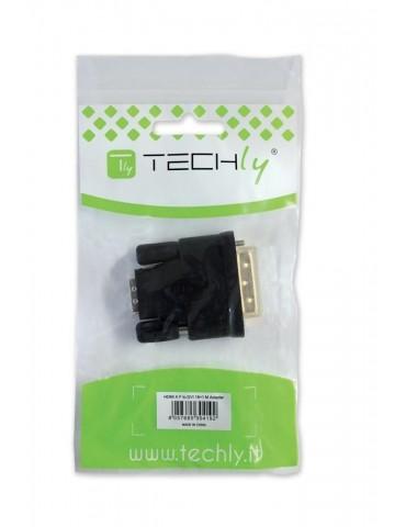 Adattatore HDMI M/F 90°...