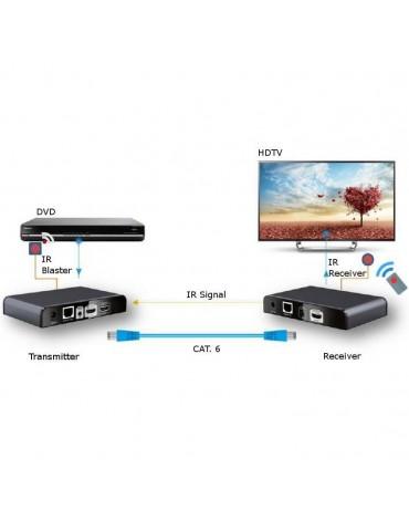 Techly Ripetitore Wireless...