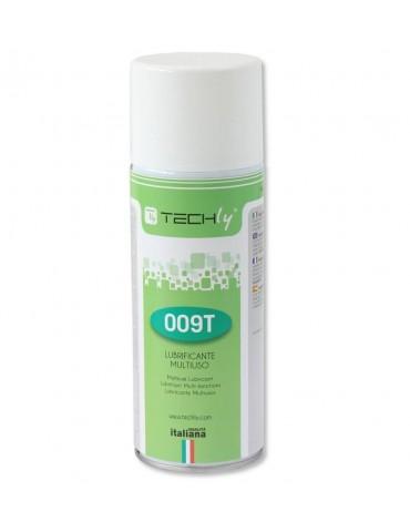 Techly Spray Lubrificante Alte Prestazioni 400ml (ICA-CA 009T)
