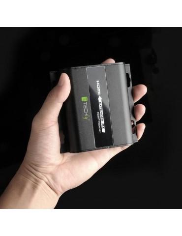 Switch 4 VGA con Audio e...