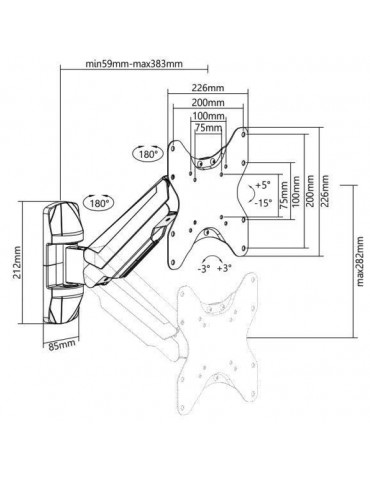 """Techly ICA-TBL 1501 10.1""""..."""