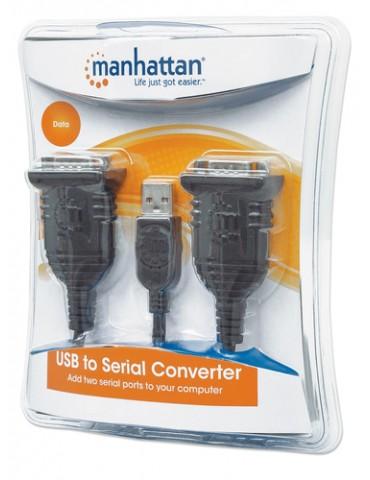 Splitter USB-C a 2...