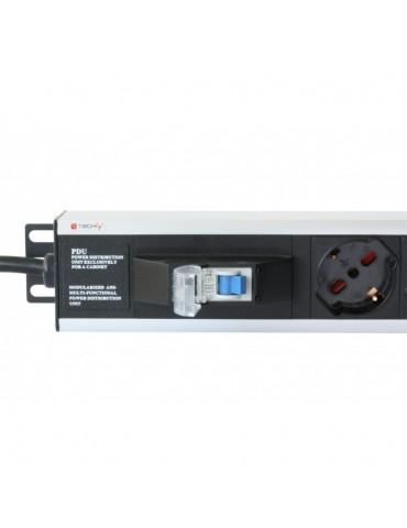 Console KVM Switch 8 Porte...